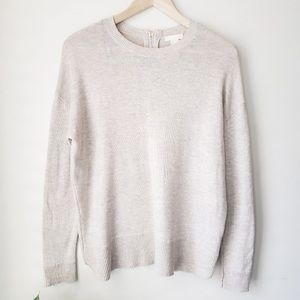 H&M Conscious cream sweater
